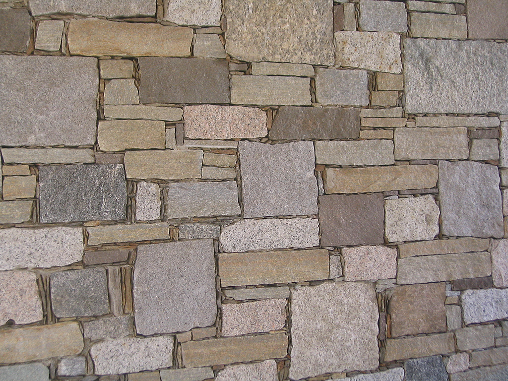 zona novara provincia di muri rivestiti in pietra e sassi