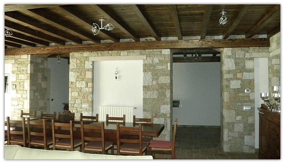Perche scegliere una finitura in interno o esterno con rivestimento in pietra e sassi - Rivestimento interno in pietra ...